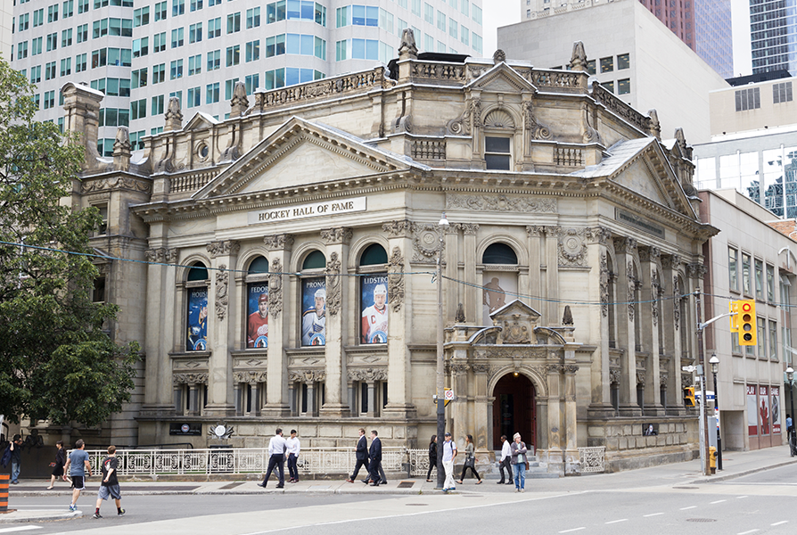 best museum toronto things to do hockey hall of fame
