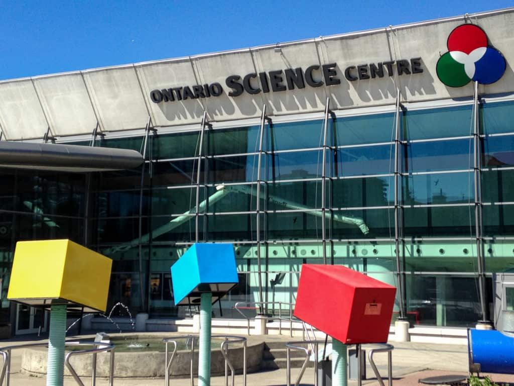 cool things to do toronto ontario science centre