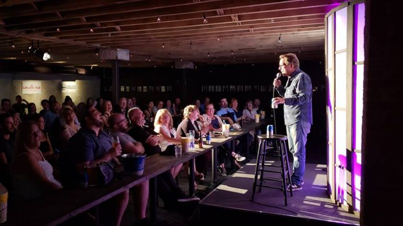 funny things to do toronto comedy clubs
