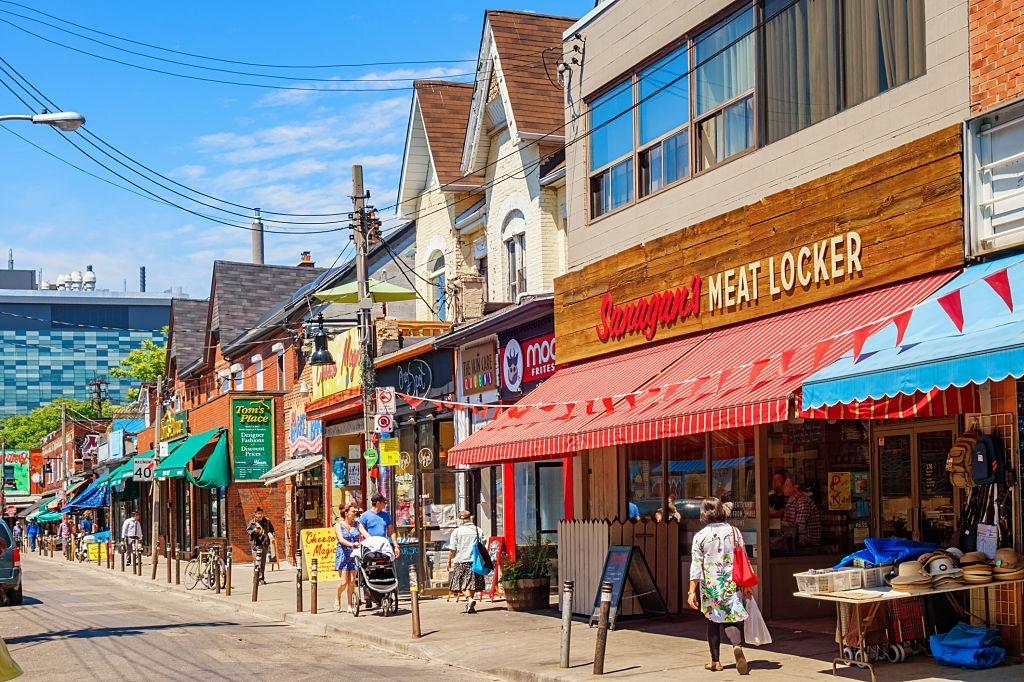 best things to do toronto the kensington market