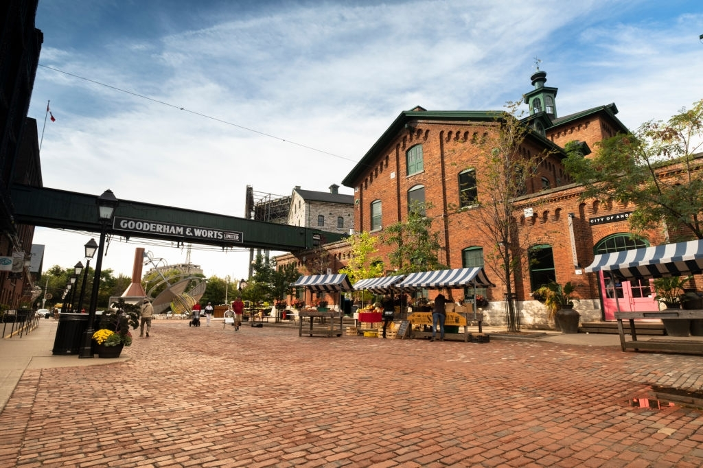 what are the best things to do toronto the distillery district