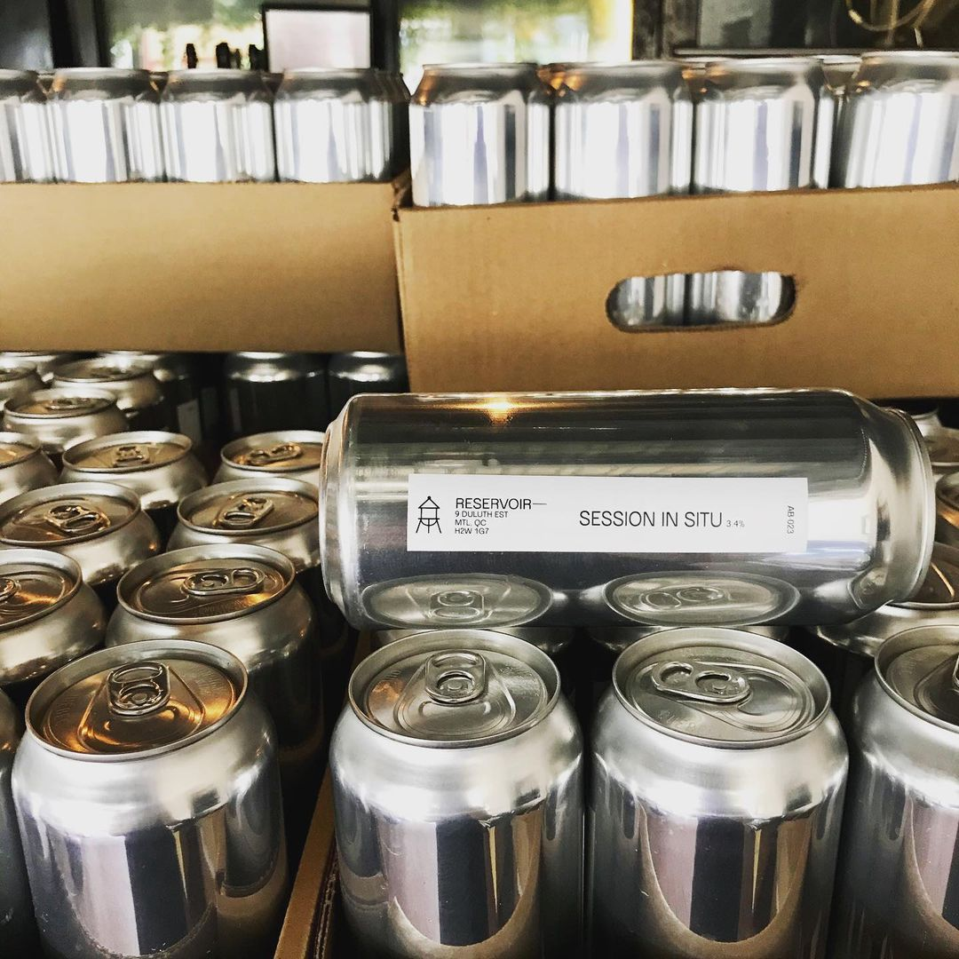 beer delivery montreal le reservoir