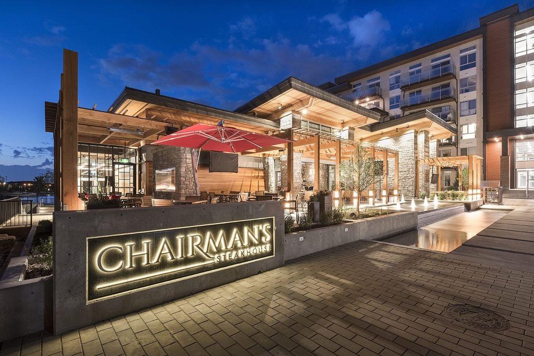best steakhouse calgary chairman