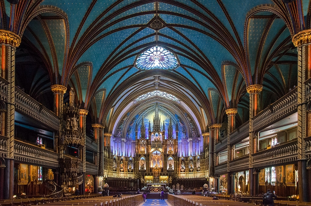 basilique notre dame free things to do in montreal