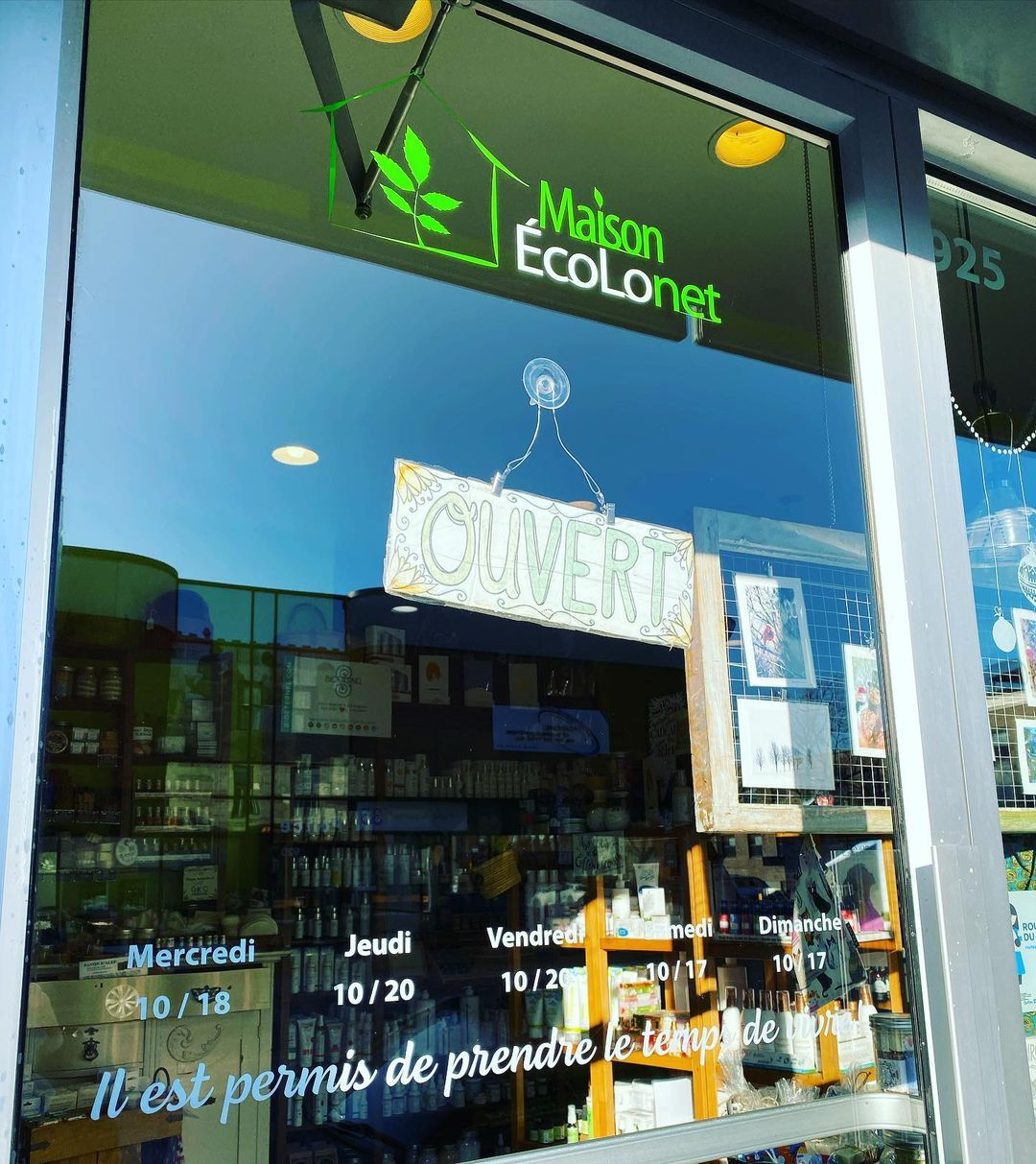 zero waste grocery store in montreal ecolo net
