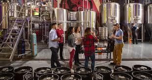 brewery tours in calgary indoor activity